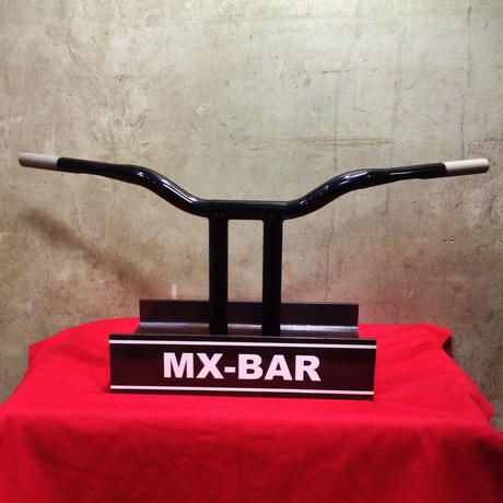WEST COAST TBARS  MX-BAR 12インチ(Powder-coat Black)