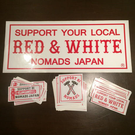 SUPPORT STICKER NORMAL (Large Size)