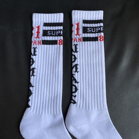 SUPPORT 81_NOMADS JAPAN Hi socks