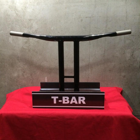WEST COAST TBARS  T-BAR 10インチ(Powder-coat Black)