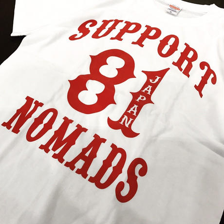 SUPPORT 81 T-shirts WP White