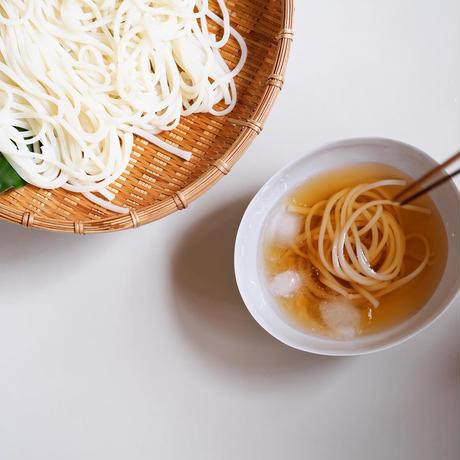 手延べそうめん (太口)|真砂喜之助製麺