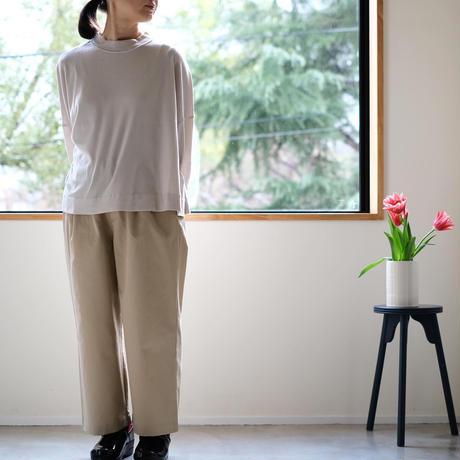 ふわふわTシャツ(長袖)|pot and tea
