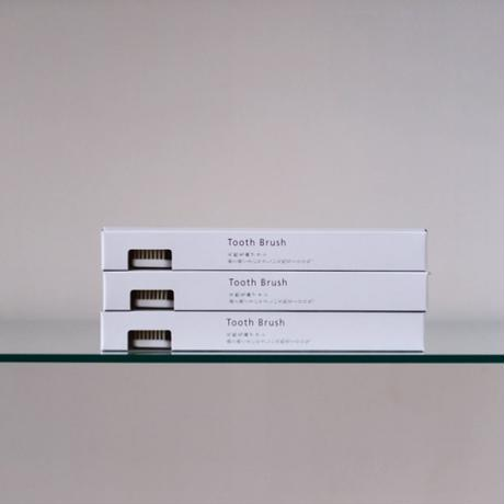 天然毛歯ブラシ3本セット|SASAWASHI