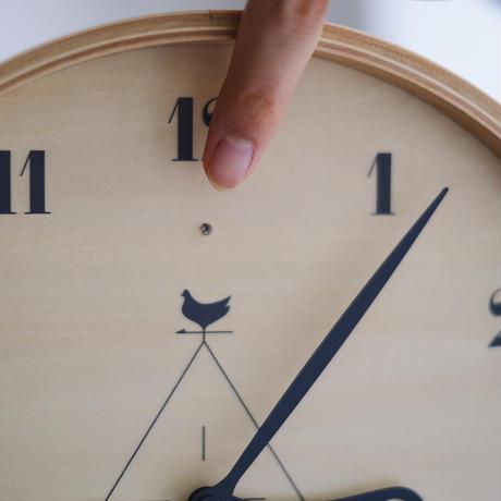 ミニカッコー時計|Lemnos