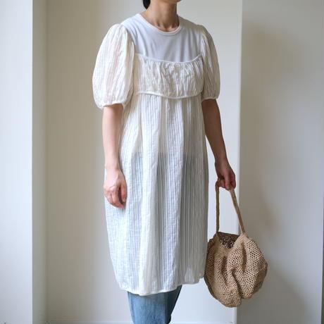 Chemise Tee Dress   SARDINE