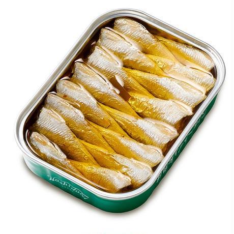 オイルサーディン3P|竹中缶詰