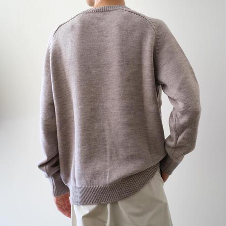 ウールセーター(4号) TORICI