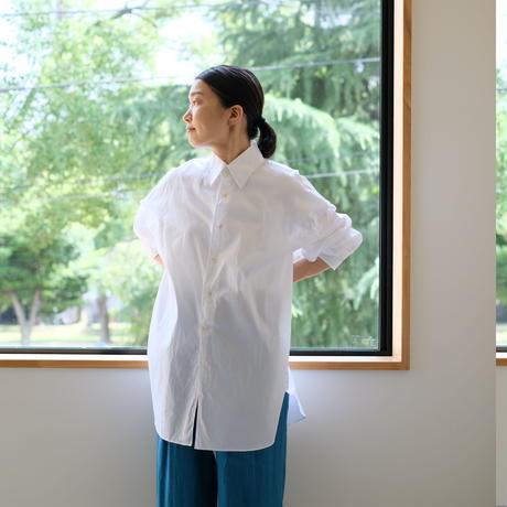 Regular collar Cotton shirt  SARDINE