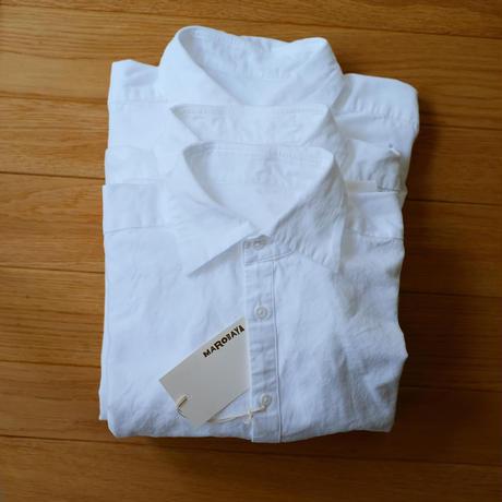 長袖のシャツ(あつい晒し)