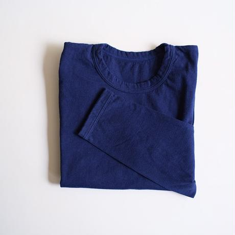 長袖Tシャツ(紺) MAROBAYA