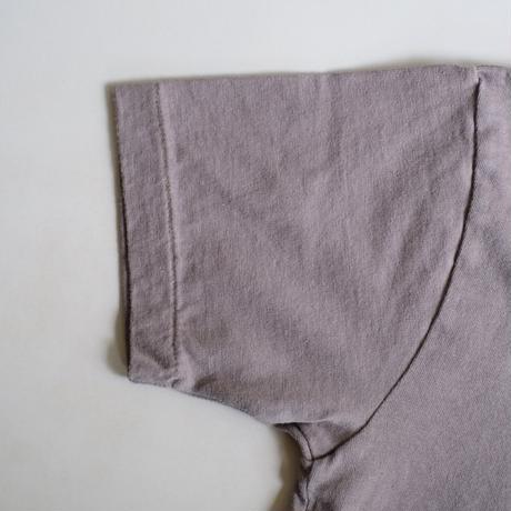 半袖Tシャツ(灰)|MAROBAYA