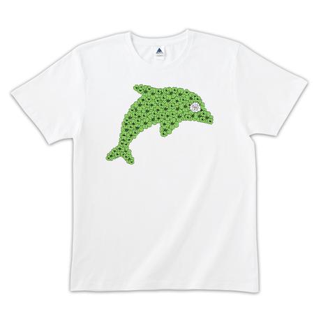 映画「白爪草」Tシャツ