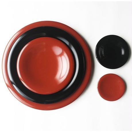 銘々皿ホーロク型 15cm