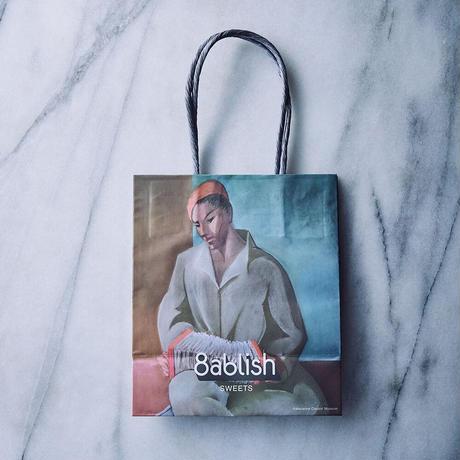 オリジナル紙手提げ袋 / 小