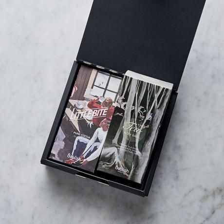 [選べる]リトルバイト ピュアココア&お茶 ギフトBOX