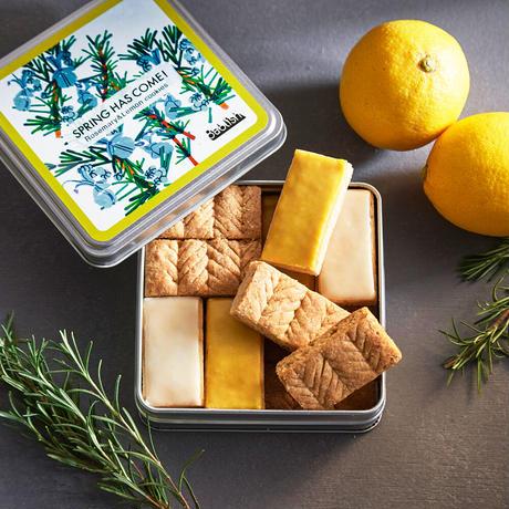 [季節限定]SPRING HAS COME! ローズマリー&レモン クッキー