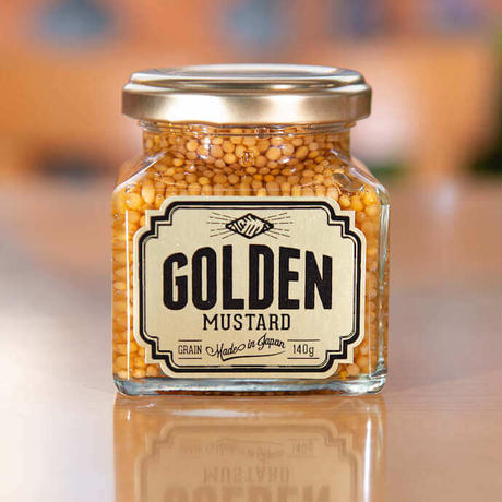 ゴールデンマスタード ゴールド( 140 g )