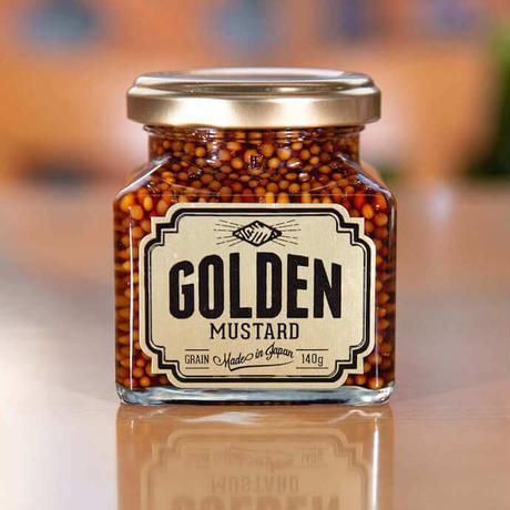 ゴールデンマスタード ブラック( 140 g )