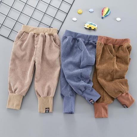 送料無料★simple   kids  pants