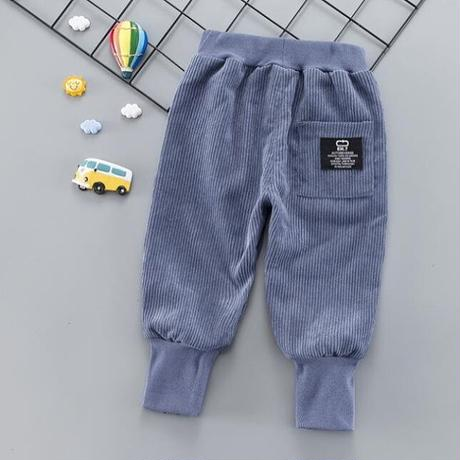 送料無料★simple   kids  pants