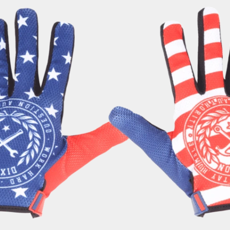 DIXXON FLAG GLOVES