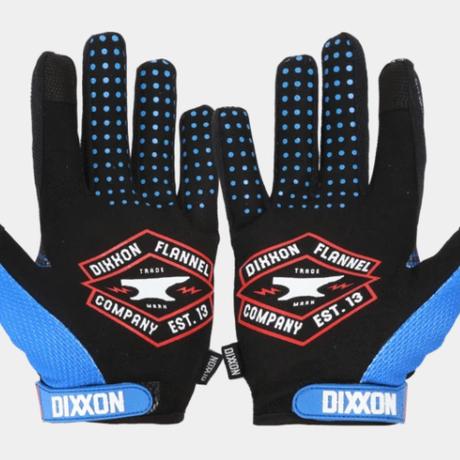 DIXXON AMF GLOVES - BLUE