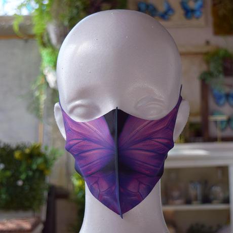 メネラウスモルフォ(lavender.col)のマスク