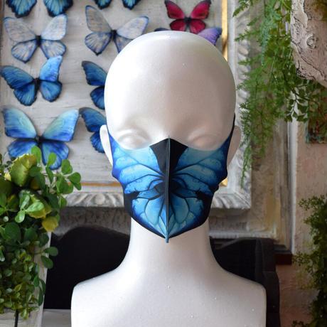 オオルリアゲハのマスク