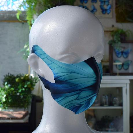 メネラウスモルフォ(turquoise.col)のマスク