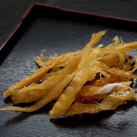 【メール便送料込 代引き不可 同梱不可】 江戸屋 贅沢 トリュフる つまみ鱈  × 2個