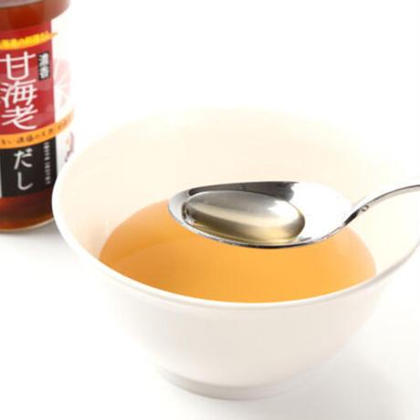 北海道 北るもい漁協 「濃香 甘海老だし」 羽幌町の甘えび粉100%使用 北海道の料理だし