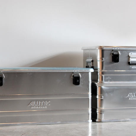 ALUTEC ALUMI CONTAINER with Lid (S)