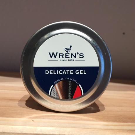 WREN'S デリケート ジェル (革製品用保革栄養ジェル)