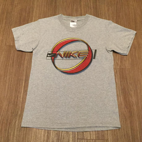 ☆1990'S MID~2000'S EARLY・アメリカ製 -【USED】NIKE CIRCLE TEE