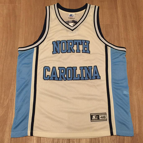 【USED】STARTER NORTH CAROLINA HOME REPLICA JERSEY