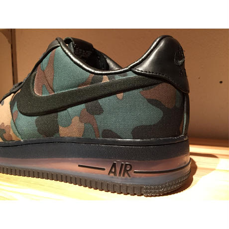 ☆FORCE 1 30周年モデル -【USED】NIKE AIR FORCE 1 LOW MAX AIR VT QS