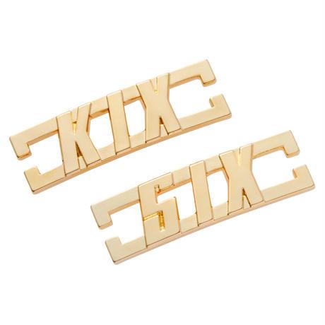 KIXSIX KIX & SIX DEUBRE