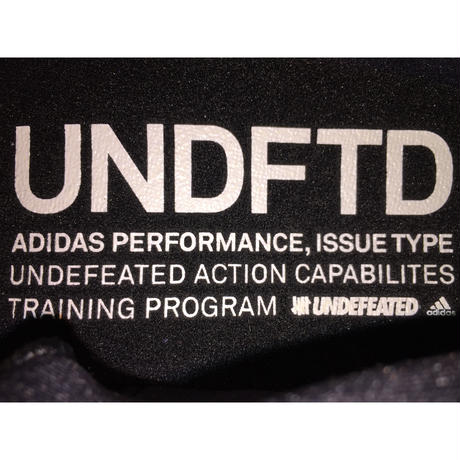 ☆UNDEFEATEDコラボ - ADIDAS ULTRABOOST UNDFTD