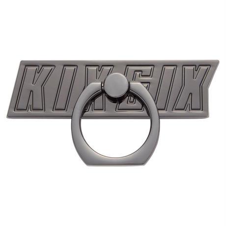 KIXSIX STICKER LOGO BUNKER RING
