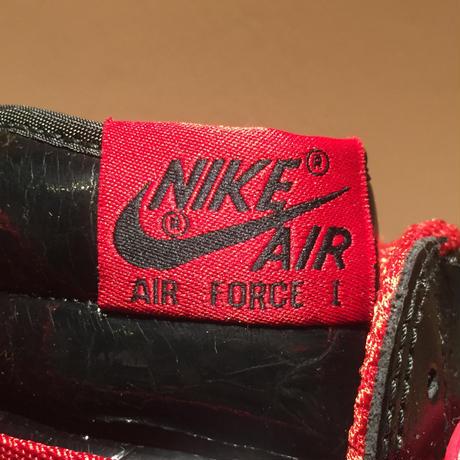 【VINTAGE】NIKE AIR FORCE 1 HIGH
