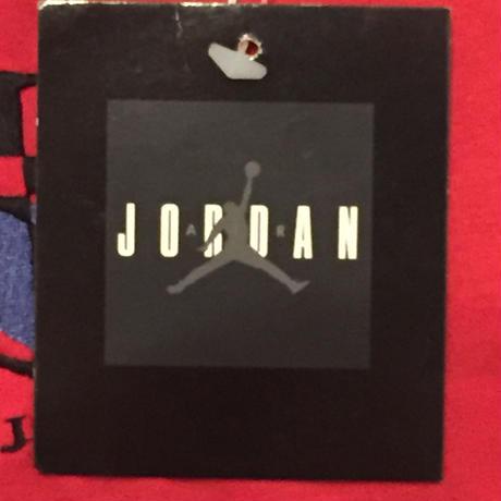 ☆1990's EARLY -【VINTAGE】【USED】NIKE JORDAN 9 VEST