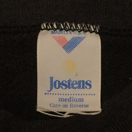☆1990's EARLY・アメリカ製 -【VINTAGE】【USED】JOSTENS SAN ANTONIO SPURS LOGO SWEAT