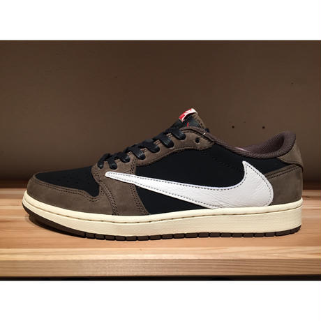☆TRAVIS SCOTTコラボ - NIKE AIR JORDAN 1 LOW OG SP-T