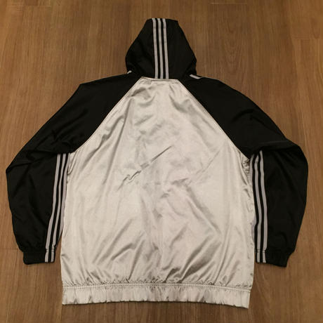 ☆1990's~2000's -【USED】ADIDAS NYLON TRACK TOP JERSEY