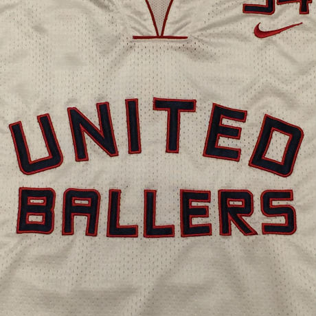 ☆2000'S -【USED】NIKE UNITED BALLERS #34 PAUL PIERCE JERSEY