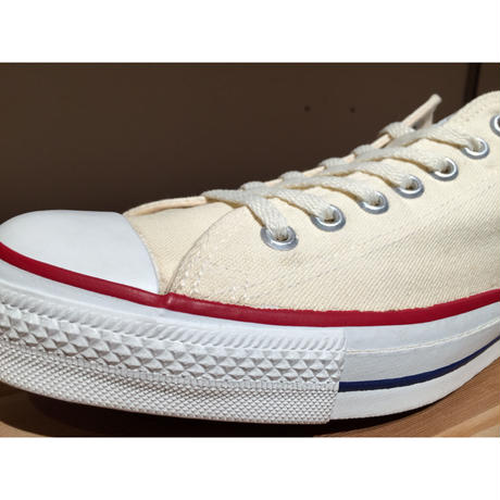 ☆1990's・アメリカ製 -【VINTAGE】CONVERSE ALL STAR OX