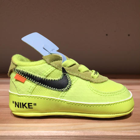 ☆OFFWHITEコラボ - NIKE THE 10 : NIKE FORCE 1 (CB)