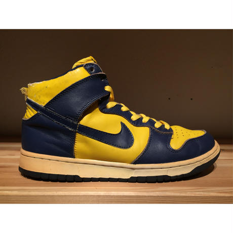 ☆1990'S LATE -【VINTAGE】【USED】NIKE DUNK HIGH LE