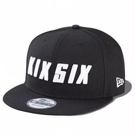 ☆NEW ERAコラボ - KIXSIX × NEW ERA LOGO CAP 9FIFTY